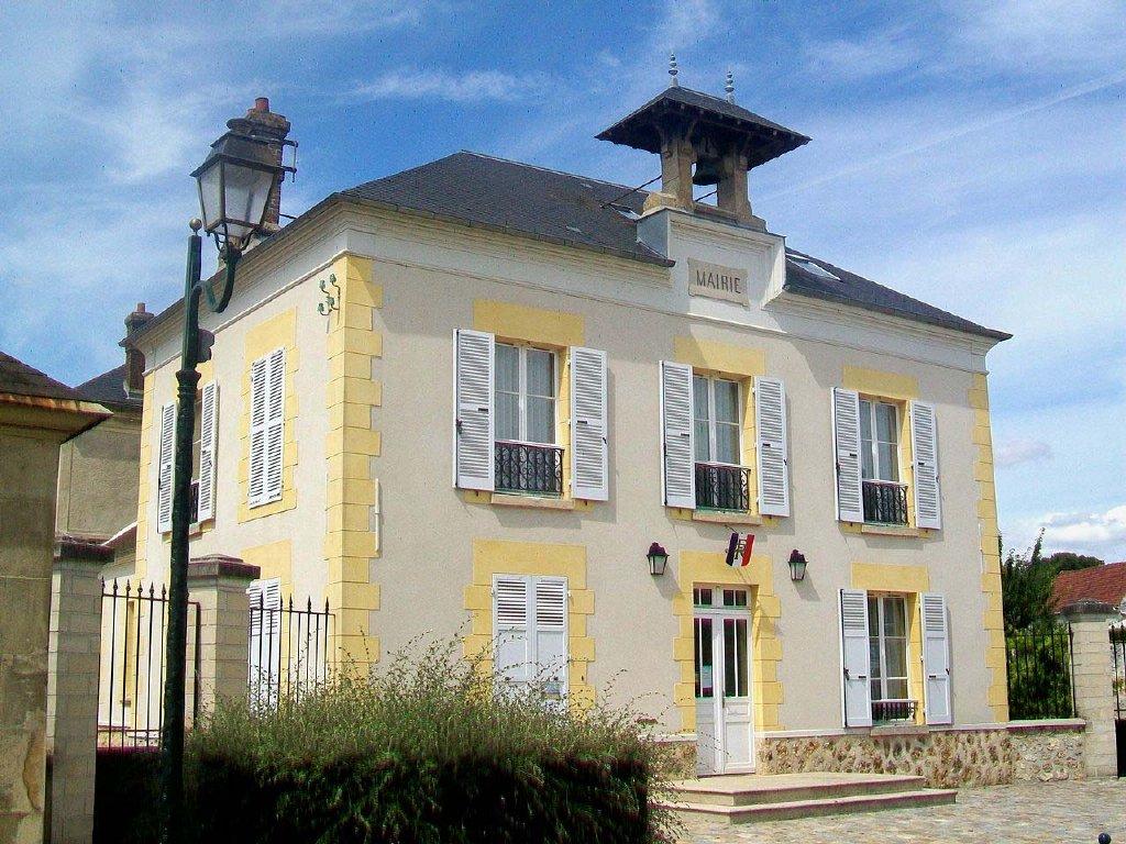 Mairie d'Avernes