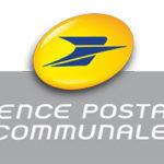 Fermeture agence postale communale COVID-19